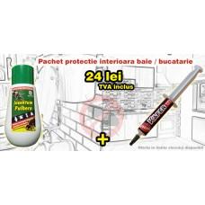 Noul gel anti gândaci KAFER GEL + Praf contra insectelor de casă