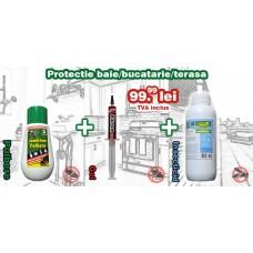NOU Kafer Gel + Praf contra insectelor de casă + Evosect