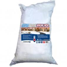 STOP ICE-produs biodegradabil pentru prevenire / combatere gheață 25 kg