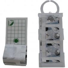 Capcană adezivă anti molii de cereale cu feromoni Geo Pad