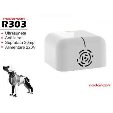 Aparat cu ultrasunete anti lătrat R-303