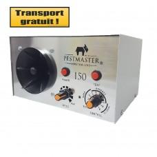 Aparat industrial cu ultrasunete împotriva păsărilor și insectelor - Pestmaster I50 - 500 mp