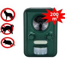Dispozitiv anti rozătoare, câini, pisici, vulpi Animal Stop