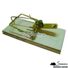 Capcană șoareci basic lemn TTP 33 - 2 buc.
