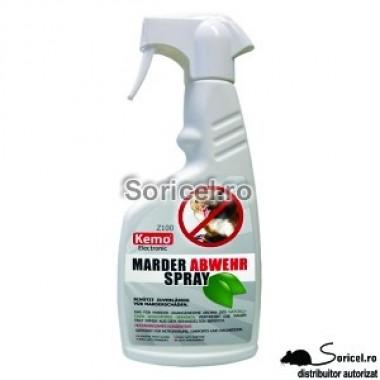 Spray anti rozătoare pentru protecția autoturismului Kemo Z 100