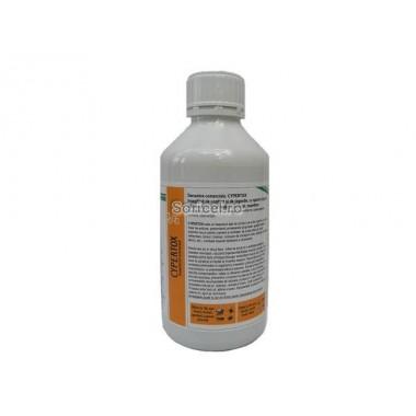 Insecticid universal pentru combaterea insectelor târâtoare și zburătoare – Cypertox 1 l