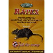 Momeala raticida anti rozatoare Ratex Pasta 400gr.
