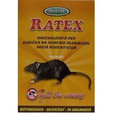 Momeala raticida anti rozatoare Ratex Pasta 400gr.