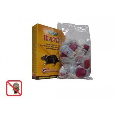 Ratex pastă momeală raticidă proaspătă 400 g