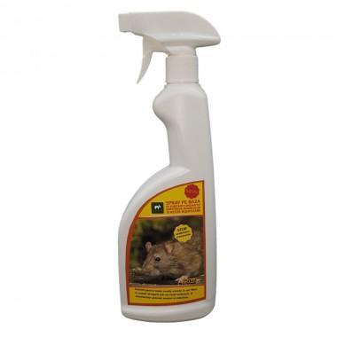 Spray impotriva soarecilor, sobolanilor si altor rozatoare PR-100