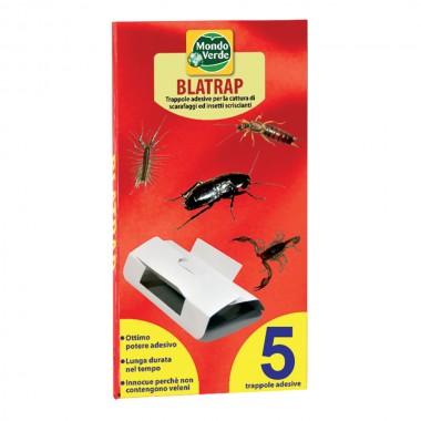 Capcane cu atractant împotriva gândacilor KOS13 ( 5buc / set)
