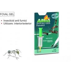 Insecticid gel împotriva furnicilor Foval