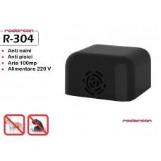 RADARCAN R304 Aparat cu ultrasunete anti câini și pisici