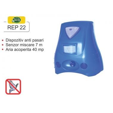 Aparat cu senzor de mișcare și lampă stroboscopică  REP 22