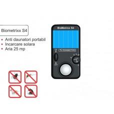 Aparat solar împotriva insectelor și dăunătorilor (anti șoareci, șobolani, câini, pisici) - Biometrixx S4