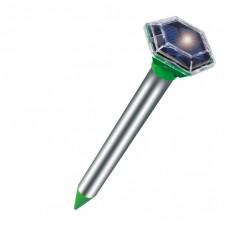 Aparat Solar cu vibrații și ultrasunete anti cârtițe, furnici, reptile, rozătoare Solar Diamond Plus 70045 1000 mp