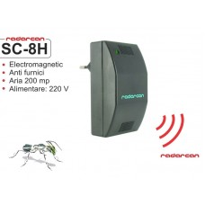 Aparat împotriva furnicilor SC-8H (200 mp)