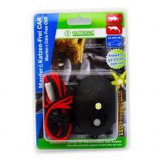 Generator cu ultrasunete pentru protecție auto, anti rozătoare, jderi, dihori, șoareci, șobolani Marten Cats Free 78420