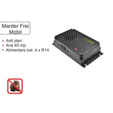 Isotronic Marderfrei Mobil  40 mp