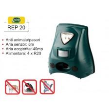 Aparat portabil pentru uz exterior anti păsări REP-20