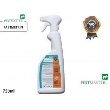 Insecticid universal împotriva insectelor târâtoare  FASTMETRIN 750 ml