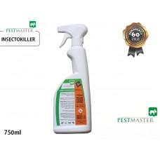Insecticid profesional împotriva insectelor zburătoare INSECTOKILLER 750ml