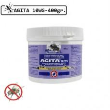 Anti muște AGITA 10WG  400 g insecticid granulat