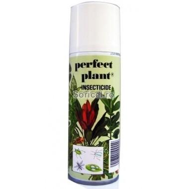 Spray insecticid pentru dăunătorii plantelor