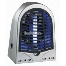 Lampă UV 4 W anti insecte și ventilator GH-4