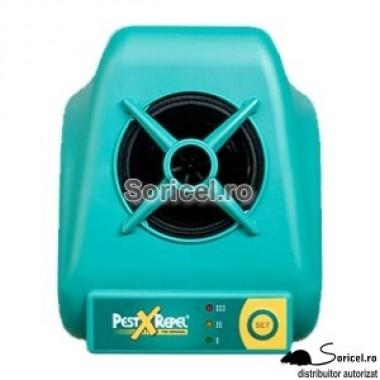 Dispozitiv ultrasunete anti vulpi, veverițe, lilieci, dihori PR 220.6