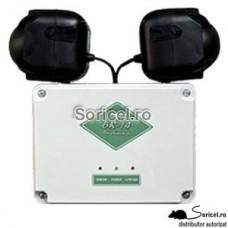 Dispozitiv electronic împotriva păsărilor dăunătoare BR 14