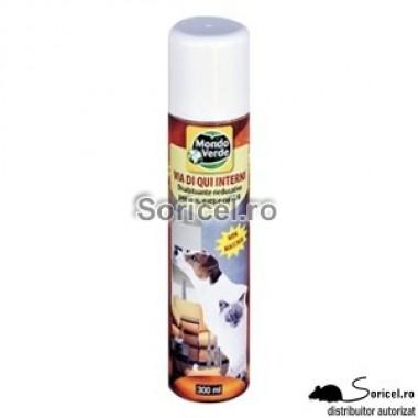 Spray anti câini, pisici pentru uz interior REP 33