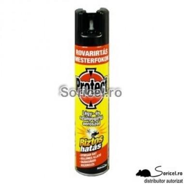 Spray de țânțari și muște PROTECT
