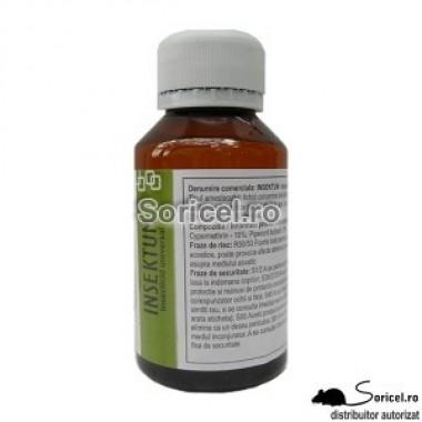 Insecticid universal împotriva unui spectru larg de dăunători - Insektum 100 ml