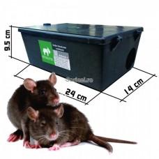 Stație de intoxicare rozătoare: șoareci, șobolani Pestmaster LMC