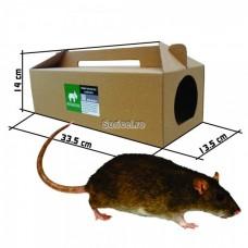 Stație de intoxicare pentru șobolani Bait Station 02