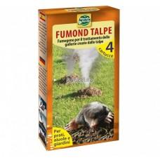 Cartuse fumigene pentru combaterea rozătoarelor subterane (cârtițe, șobolani, șoareci) REP 100 - 4 buc