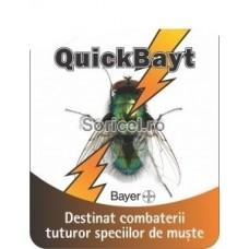 Insecticid granule pentru combaterea muștelor Quick Bait 30gr